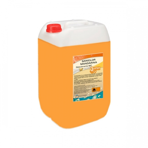 jafqui ambientadores saniolor mandarina